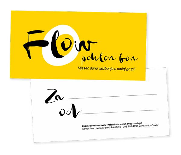 Flow-poklon bon